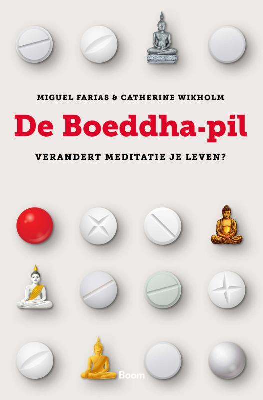 De Boeddha-pil