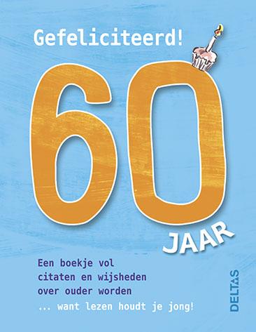 Gefeliciteerd! 60 jaar