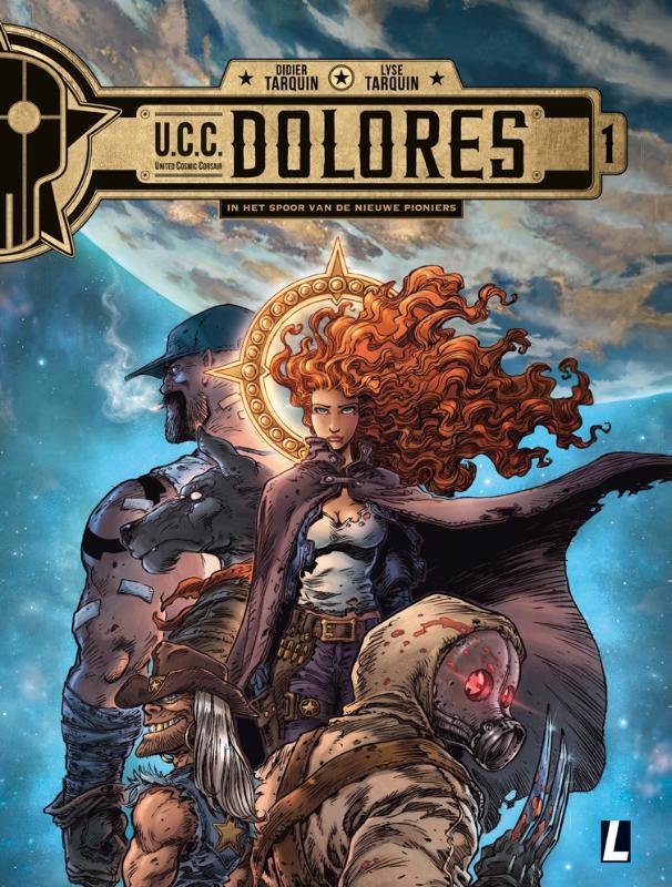 U.C.C. Dolores 01 In het spoor van de nieuwe pioniers