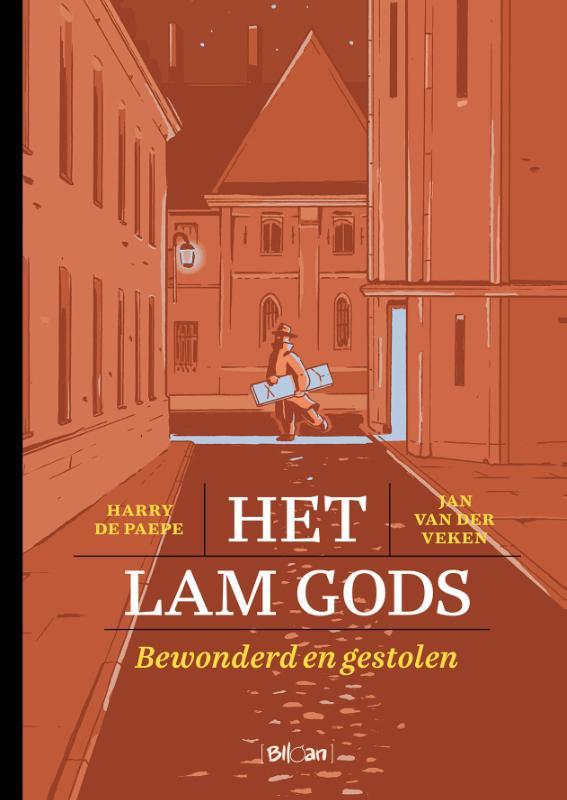 Het Lam Gods-Bewonderd en gestolen