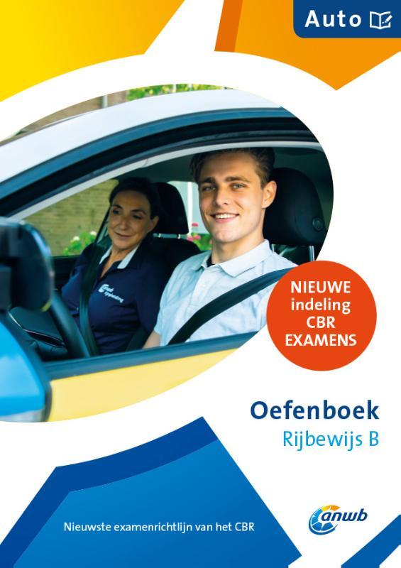 Oefenboek Rijbewijs-B Auto