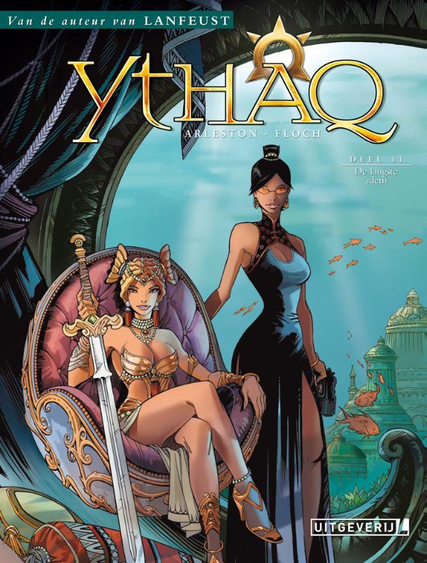 Ythaq | 11 De langste adem
