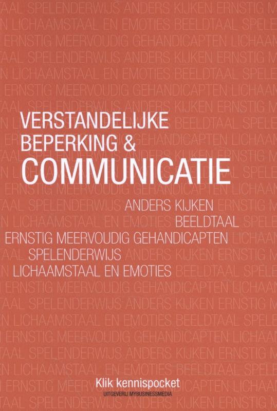 Verstandelijke beperking & communicatie