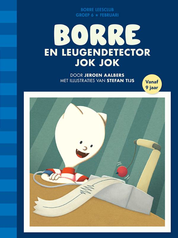 Borre en leugendetector Jok Jok
