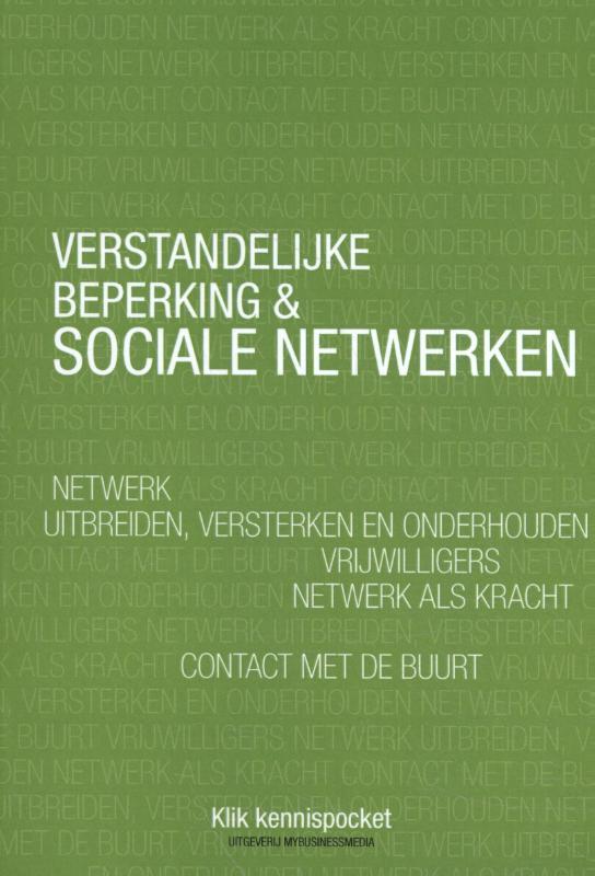 Verstandelijke beperking & Sociale netwerken