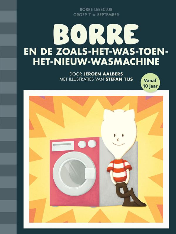 Borre en de zoals-het-was-toen-het-nieuw-wasmachine