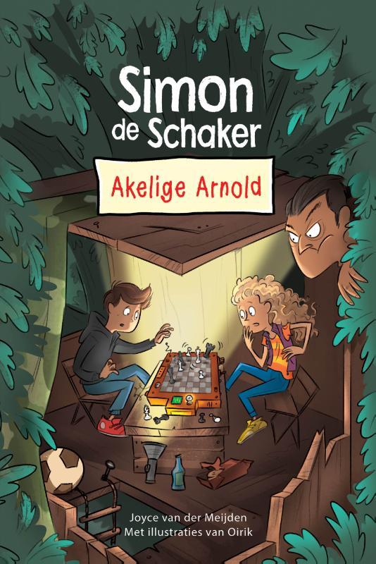 Akelige Arnold