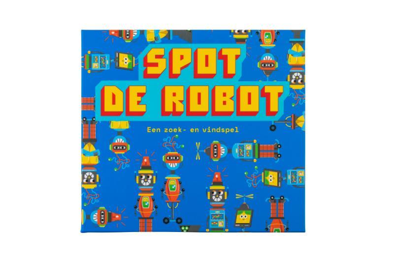 Spot de robot