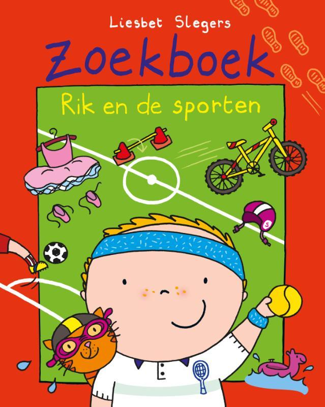 Zoekboek Rik en de sporten