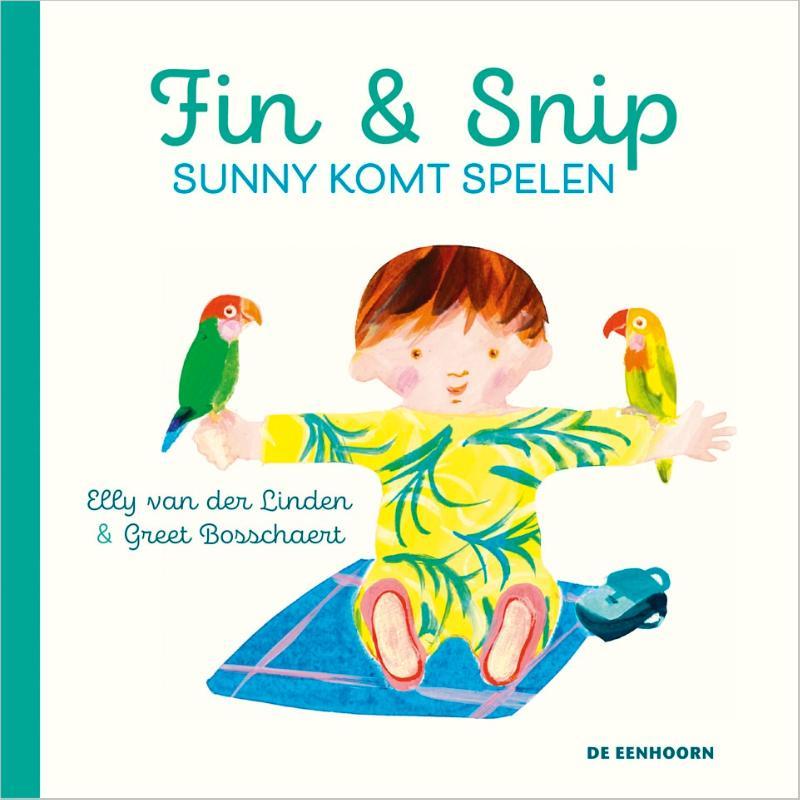 Fin en Snip 6 - Sunny komt spelen