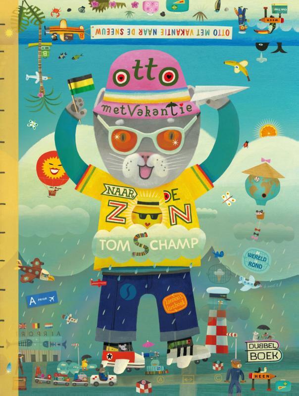 Otto met vakantie naar de zon; Otto met vakantie naar de sneeuw