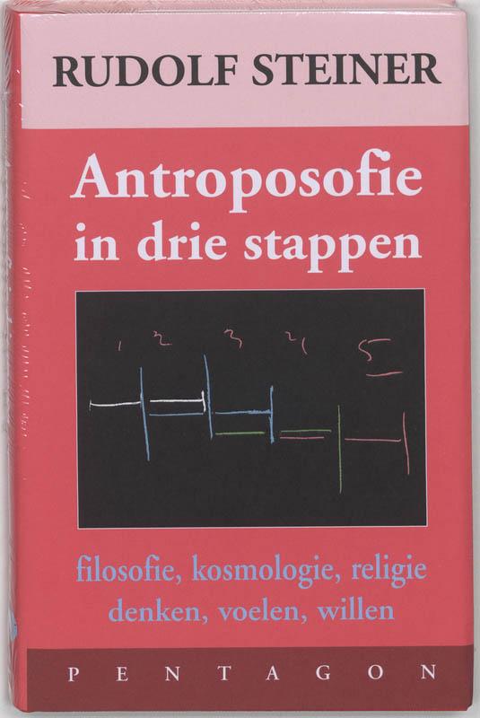 Drie stappen van de antroposofie
