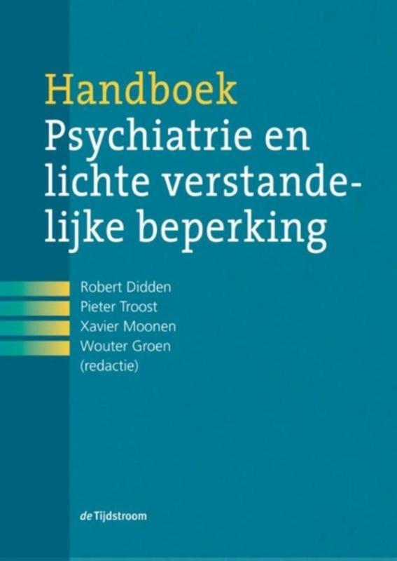 Handboek psychiatrie en lichte verstandelijke beperking