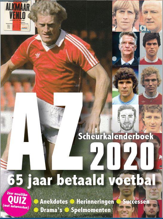 Het AZ Scheurkalenderboek 2020