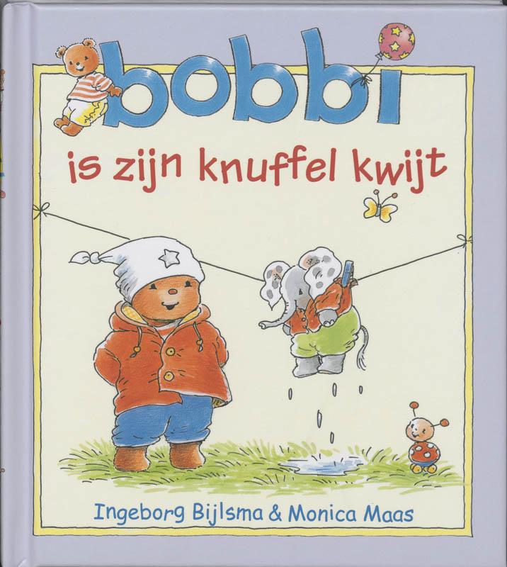 Bobbi is zijn knuffel kwijt