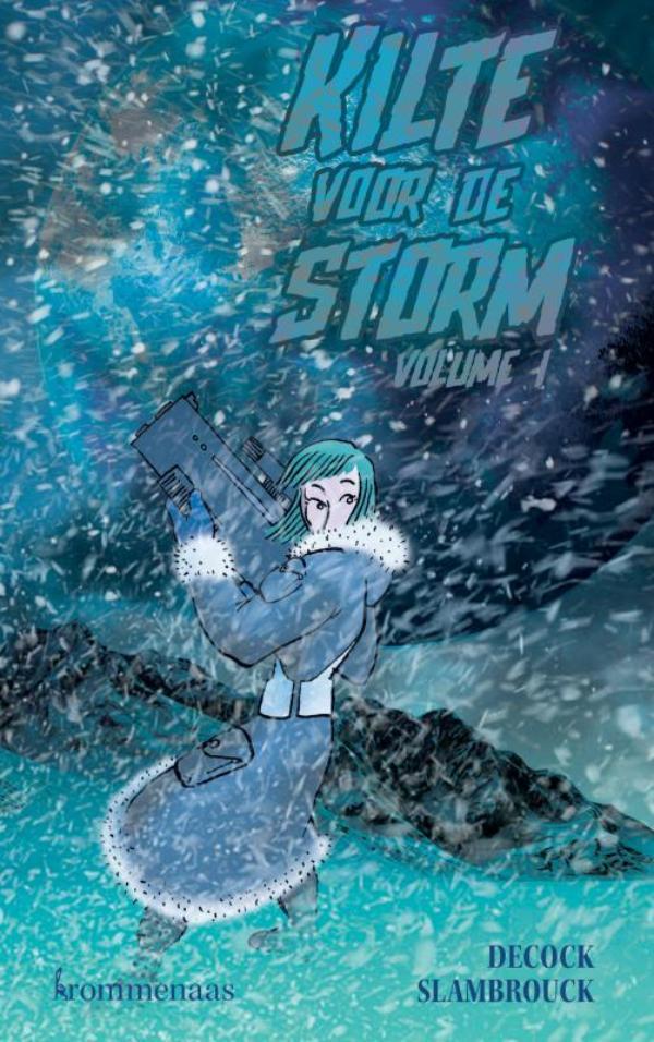 Kilte voor de storm