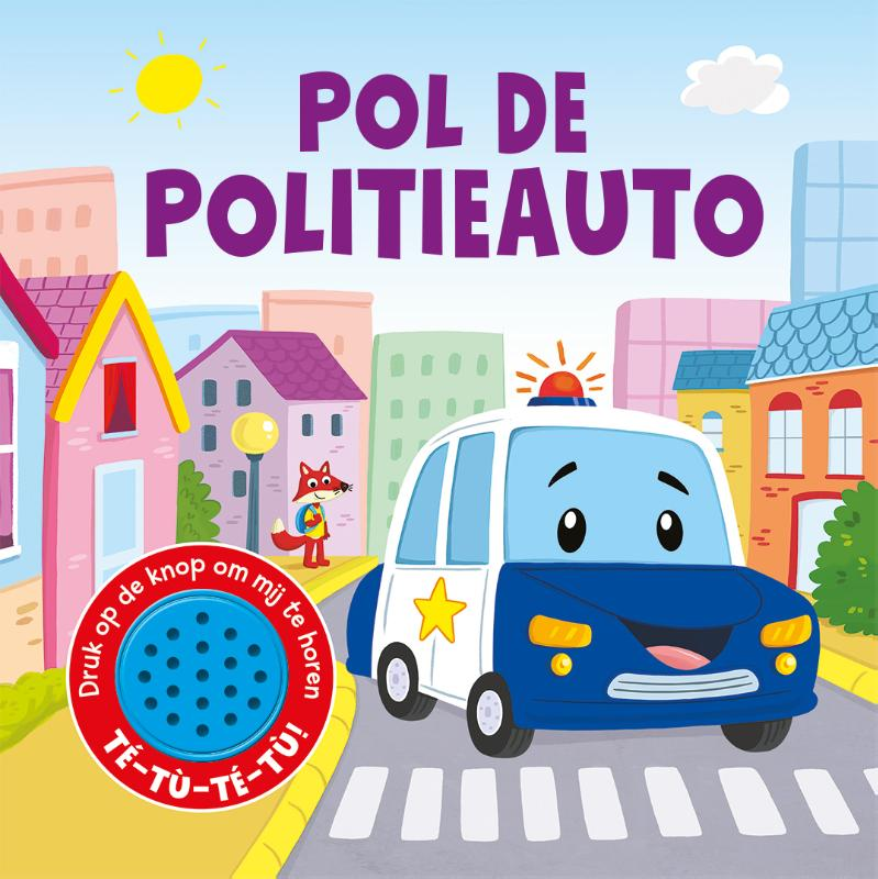Pol de politieauto