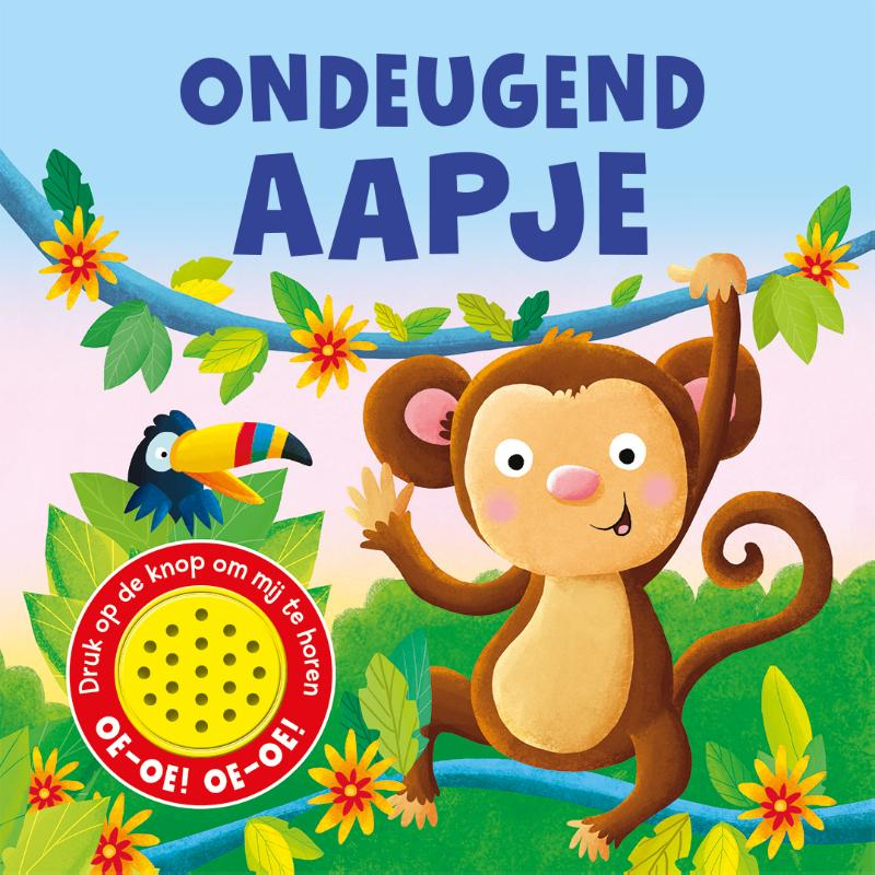 Ondeugend aapje