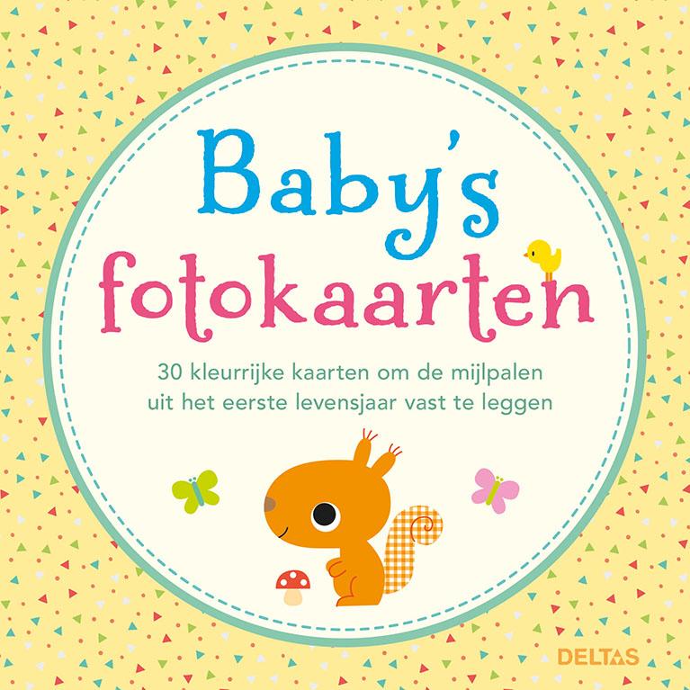 Baby's fotokaarten