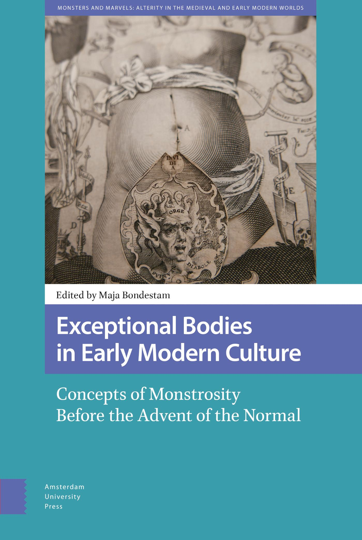 Exceptional Bodies in Early Modern Culture