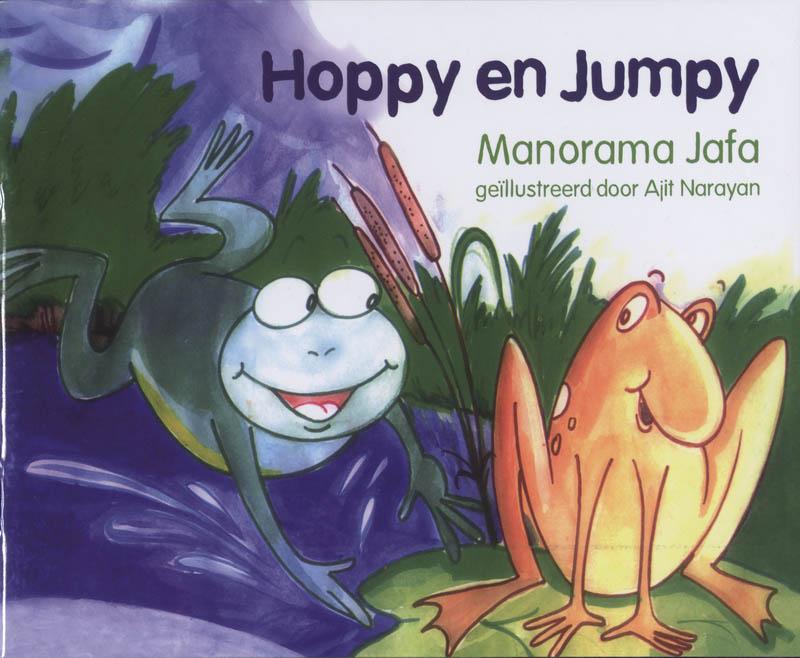 Hoppy en Jumpy