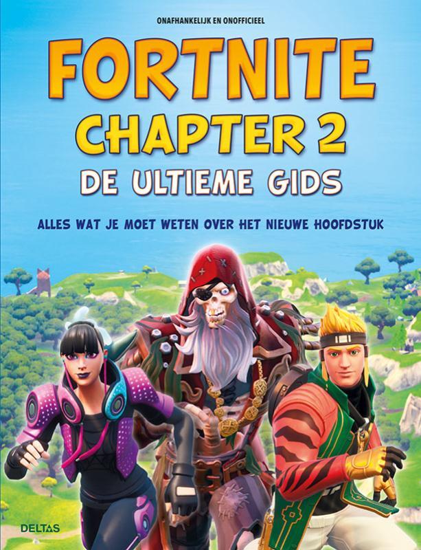 Fortnite Chapter 2 - de ultieme gids