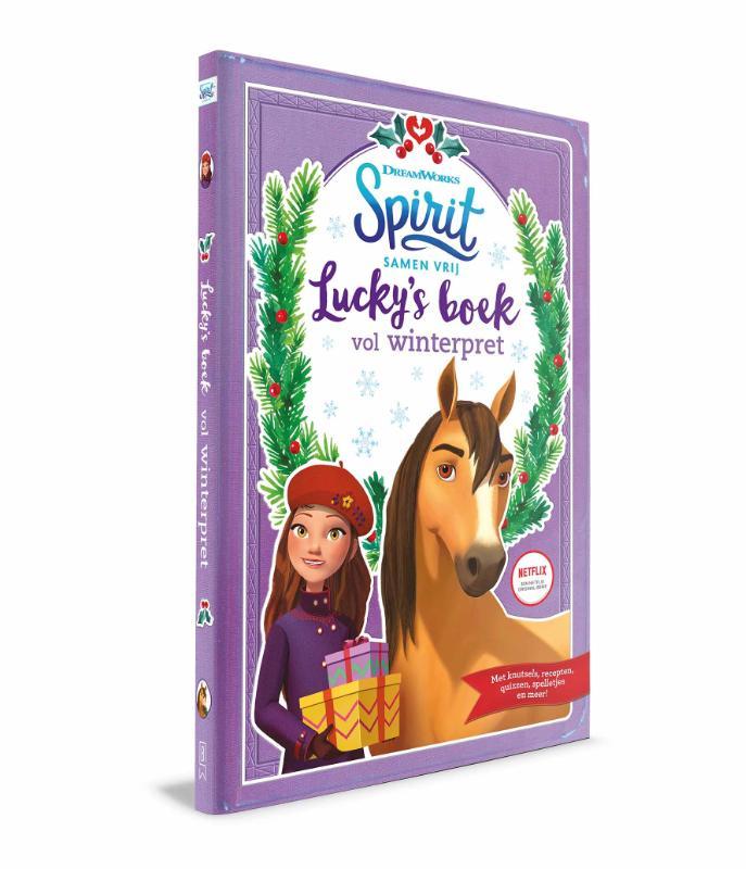 Lucky's Winterboek