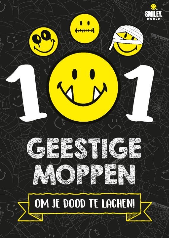 101 Geestige moppen om je dood te lachen