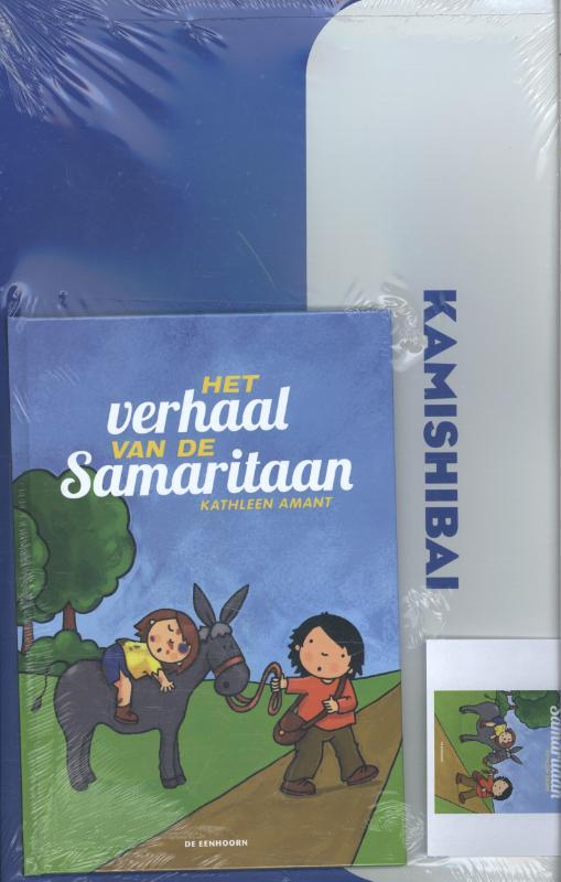 Combipakket Het verhaal van de Samaritaan