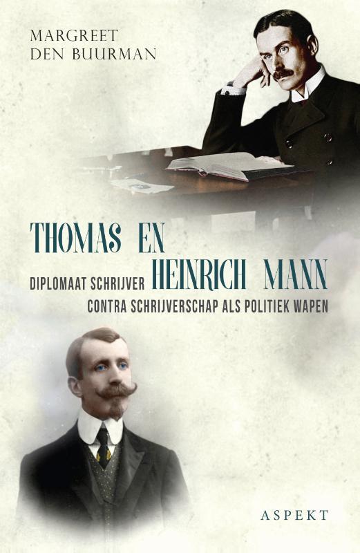 Thomas en Heinrich Mann