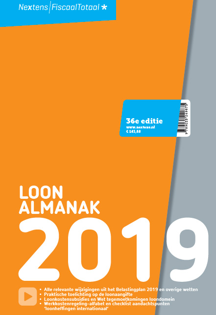 Nextens Loon Almanak 2019