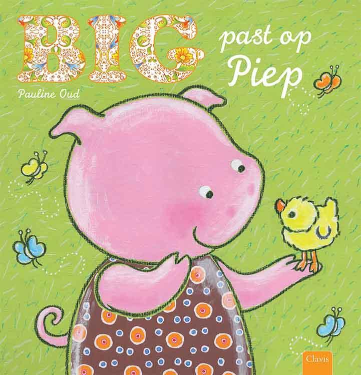 Big past op Piep