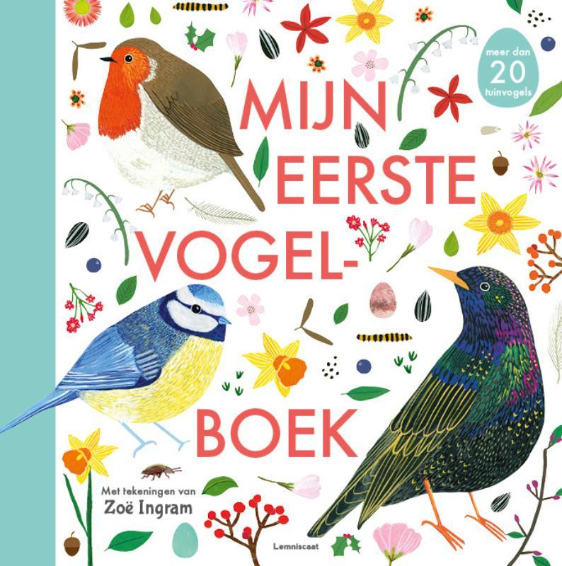 Mijn eerste vogelboek