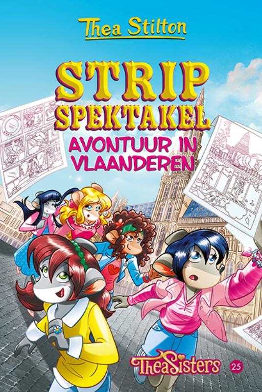 Stripspektakel - Avontuur in Vlaanderen