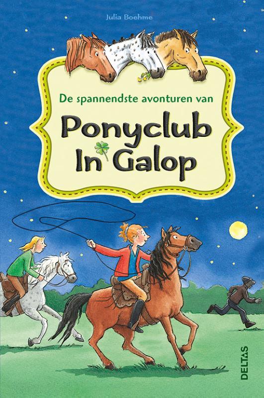 De spannendste avonturen van Ponyclub in Galop