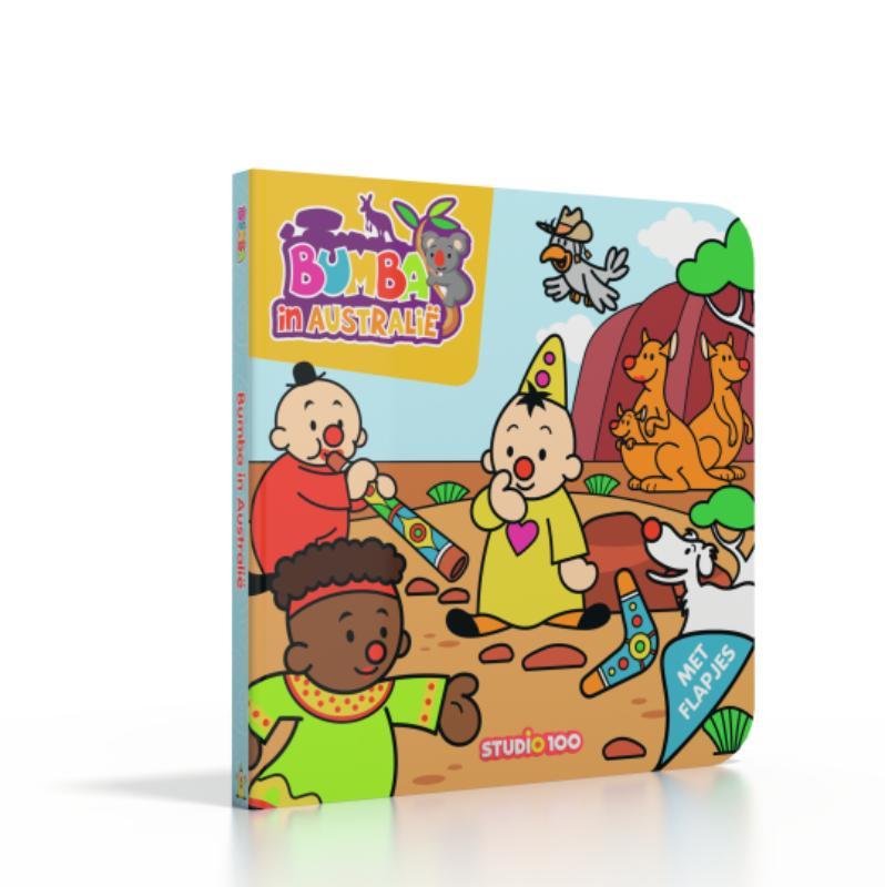 Bumba : kartonboek - Bumba in Australië