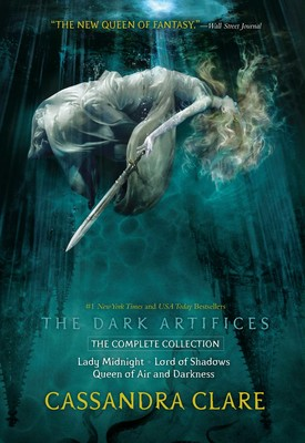 The Dark Artefices Boxset