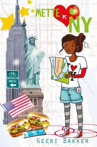 Mette loves New York