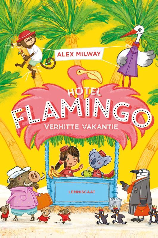 Hotel Flamingo-Verhitte vakantie