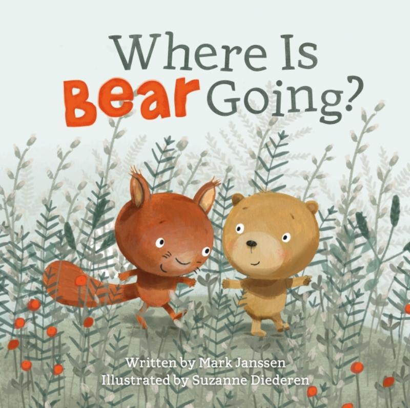 Where is Bear Going?