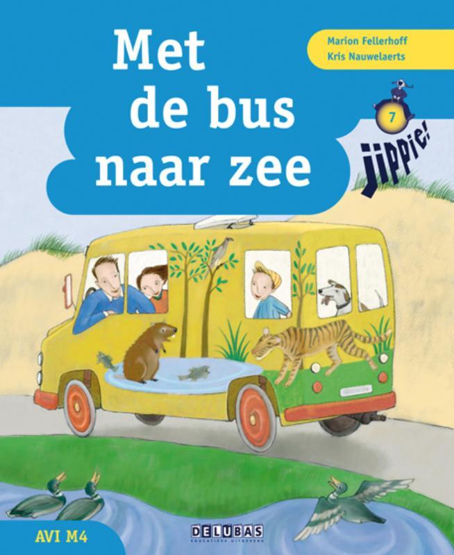 Met de bus naar zee