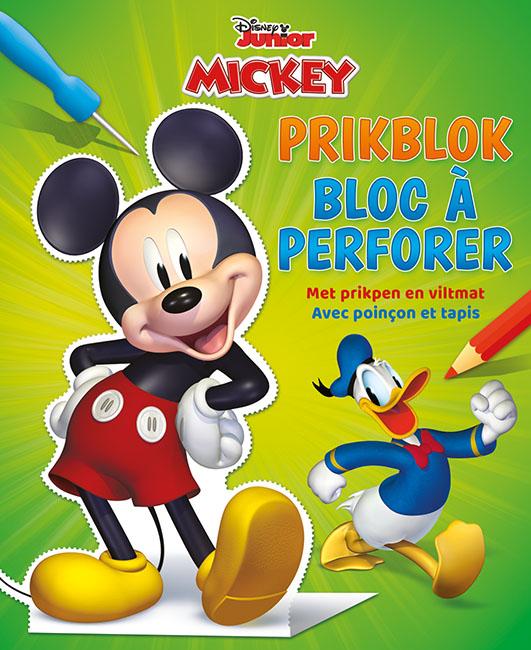 Disney Prikblok Mickey / Disney Bloc à perforer Mickey