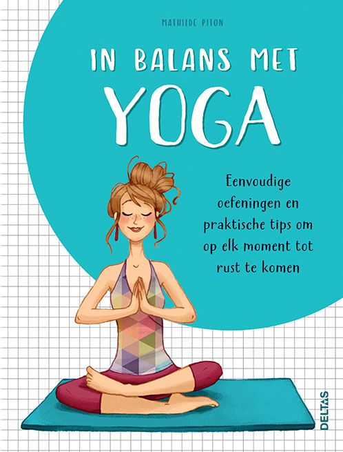 In balans met yoga