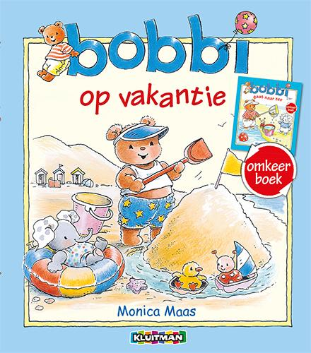Bobbi omkeerboek zomer