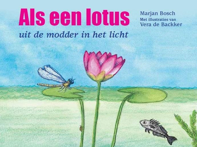 Als een lotus