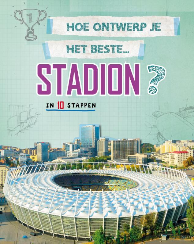 Hoe ontwerp je het beste stadion?