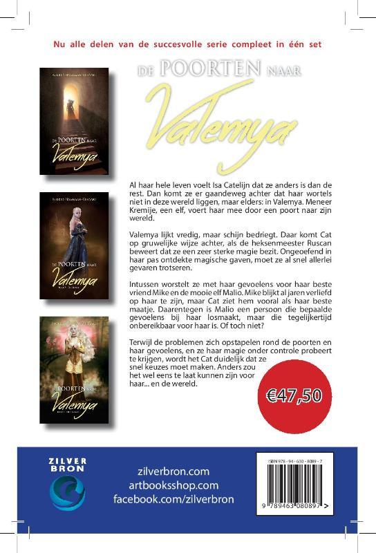 De poorten naar Valemya trilogie