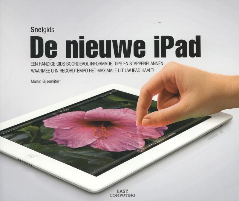 Snelgids de nieuwe iPad