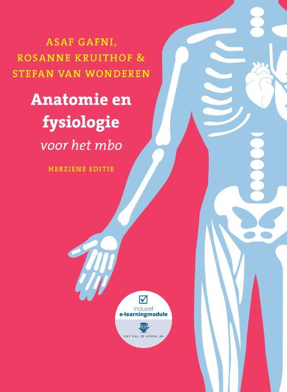 Anatomie en fysiologie voor het MBO