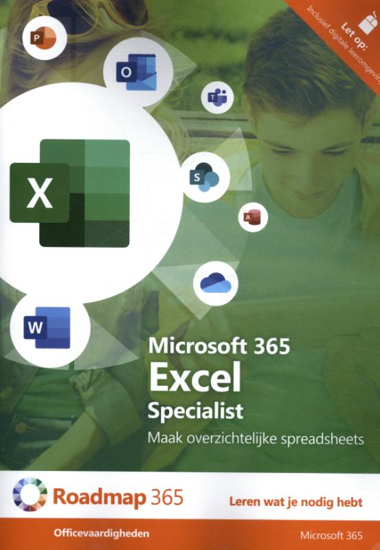 Microsoft 365 Excel Specialist